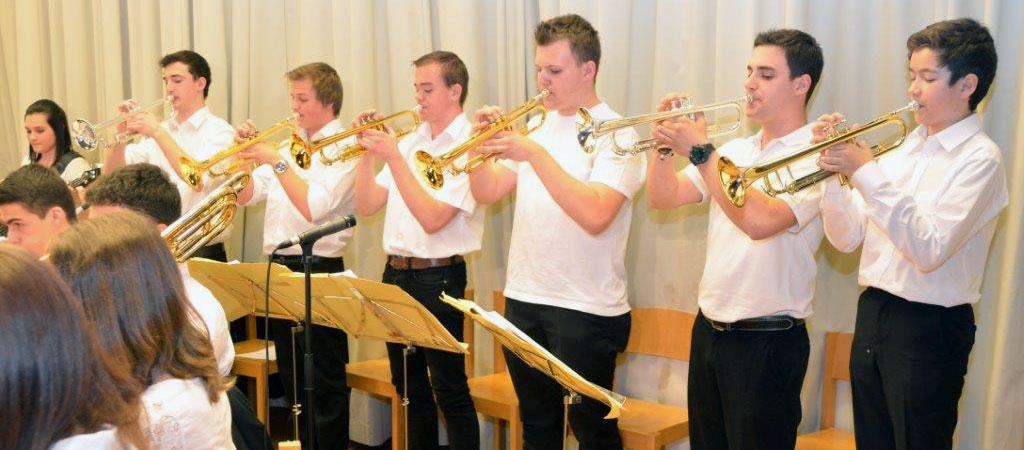 Big-Band im Festsaal Stift Admont