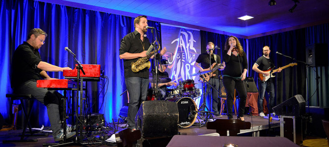 Blue Connection – Vitamin B – Jazz beim Wirt