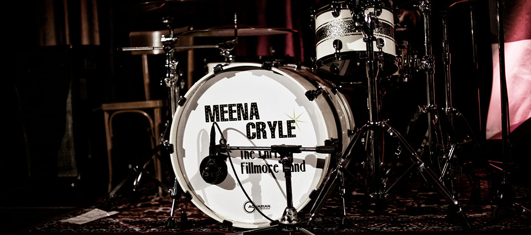 Meena Cryle and Chris Fillmore Band